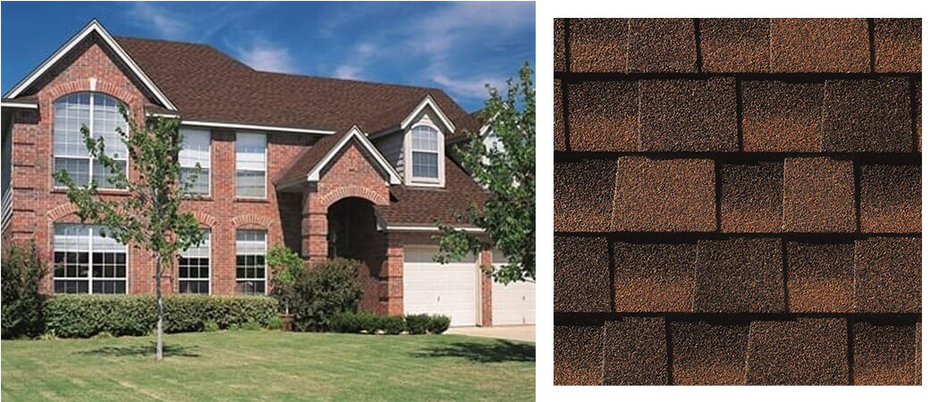 shingle roofing options HICKORY
